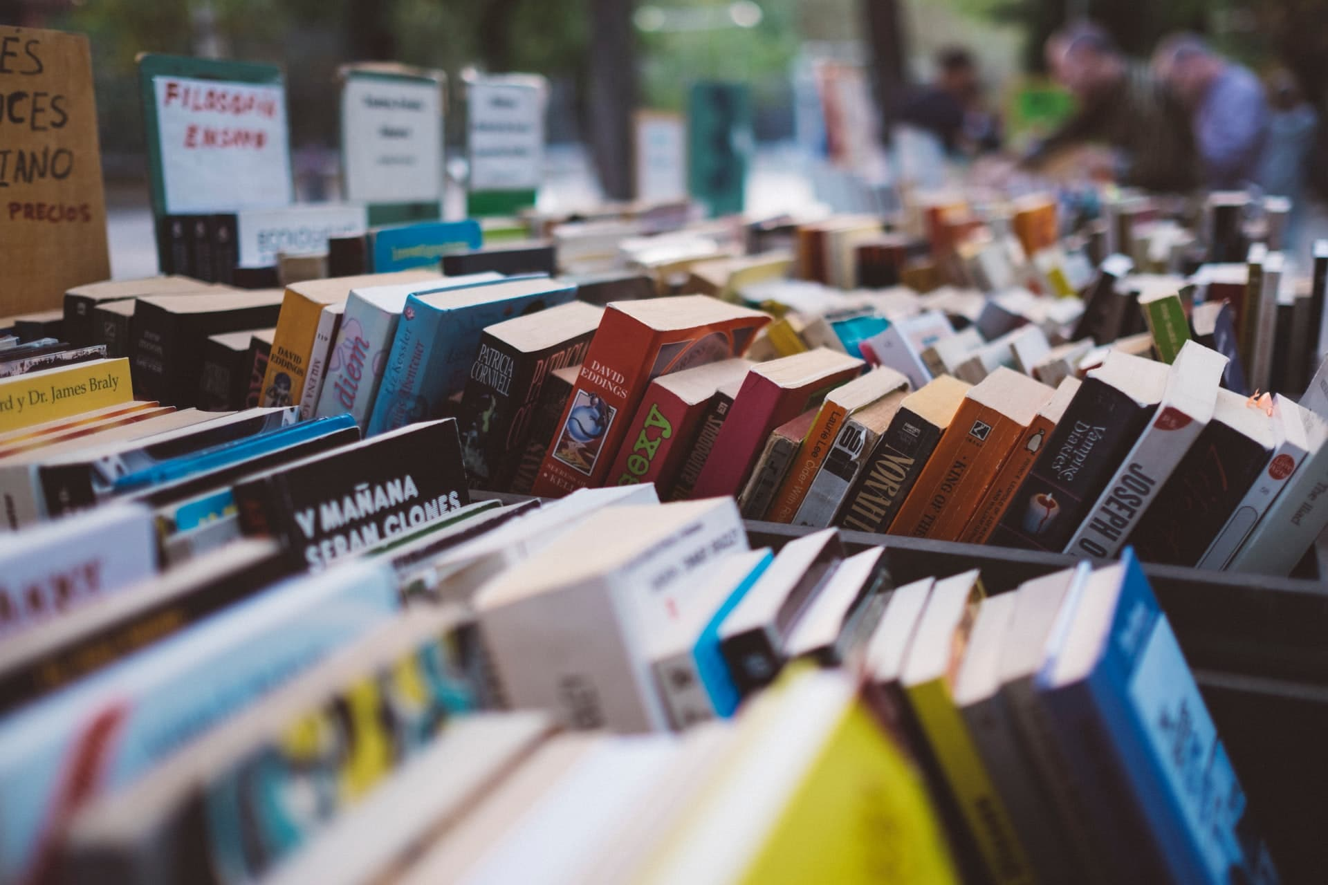 Book Industry Statistics - Featured Image