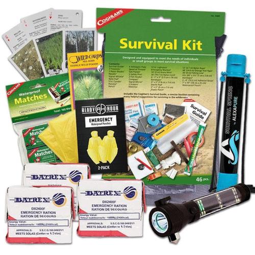 Best Survival Kit - Emergency Essentials Be Prepared Review