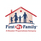 First My Family - Logo