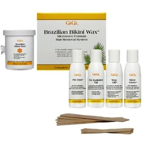 Best Waxing Kit - GiGi Brazilian Bikini Hard Wax Kit Review