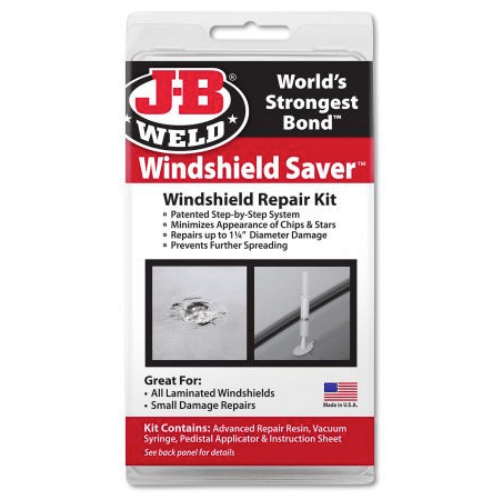 Best Windshield Repair Kit - J-B Weld Review