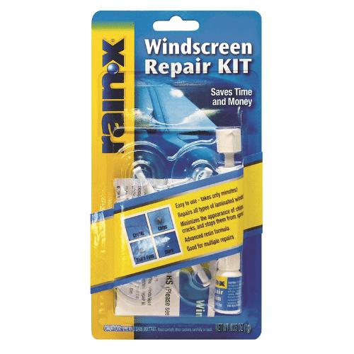 Best Windshield Repair Kit - Rain X Review