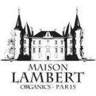Maison Lambert - Logo