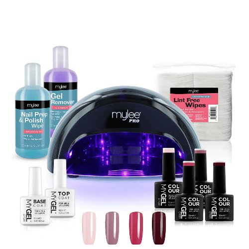 Best At-Home Gel Nail Kit - Mylee Review