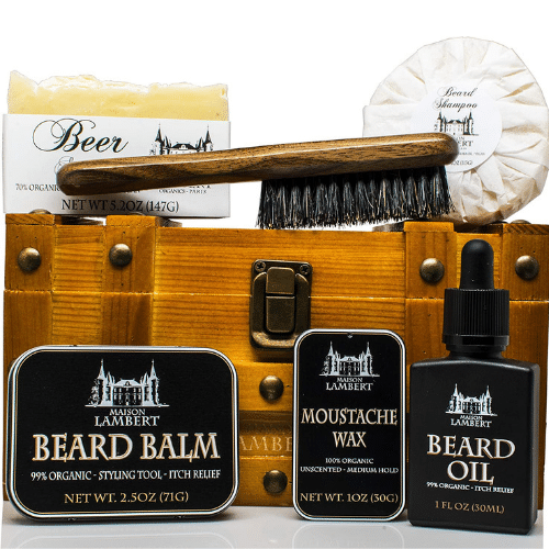 Best Beard Kit - Maison Lambert Review