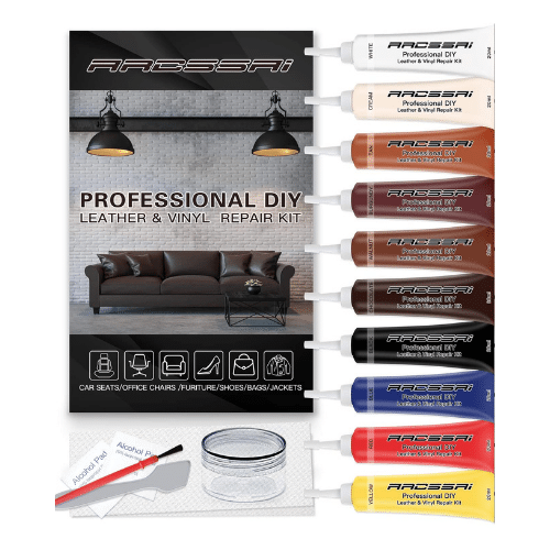 Best Leather Repair Kit - ARCSSAI Review