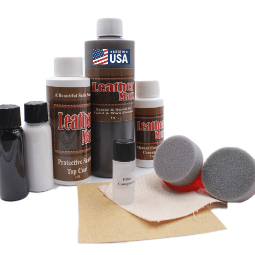 Best Leather Repair Kit - Blend It On Furniture Leather Max Mega Kit Review