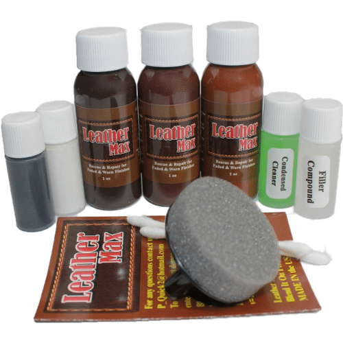 Best Leather Repair Kit - Blend It On Leather Max Complete Leather Repair Kit Review