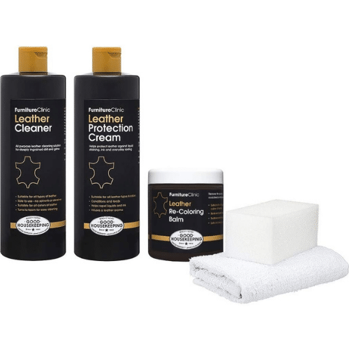 Best Leather Repair Kit - Furniture Clinic Review