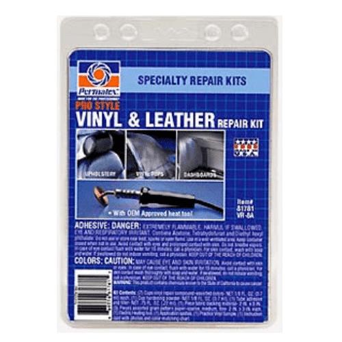 Best Leather Repair Kit - Permatex Pro Style Vinyl and Leather Repair Kit Review
