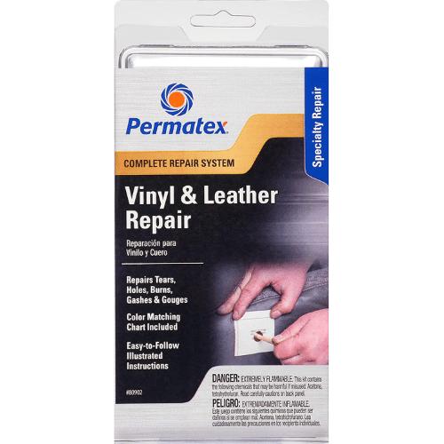 Best Leather Repair Kit - Permatex Vinyl & Leather Repair Kit Review