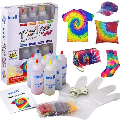 Best Tie-Dye Kit - imoli Tie Dye Kit Review