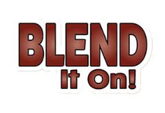 Blend It On - Logo