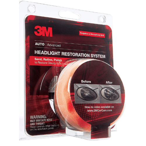 Best Headlight Restoration Kit - 3M Review