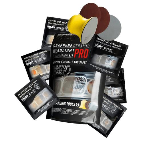 Best Headlight Restoration Kit - Adam's Polishes Review