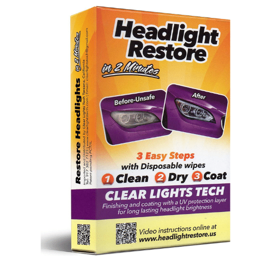 Best Headlight Restoration Kit - Headlight Restore US Review