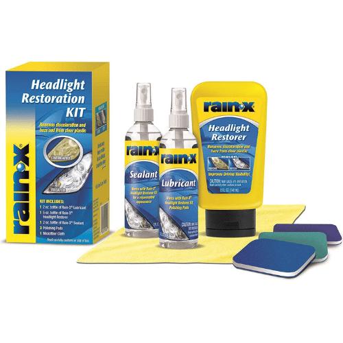 Best Headlight Restoration Kit - Rain-X Review