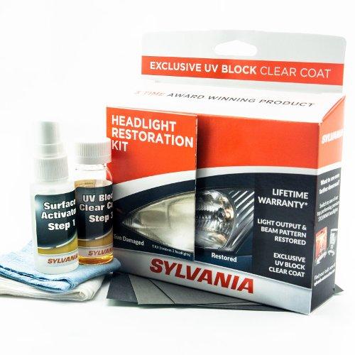 Best Headlight Restoration Kit - SYLVANIA Review