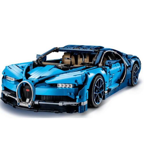 Best Lego Sets - Bugatti Chiron Review