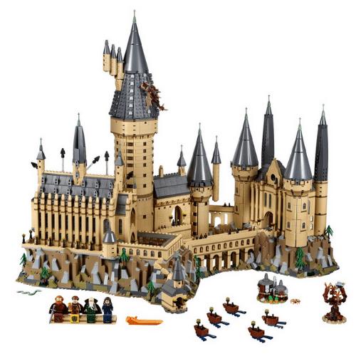 Best Lego Sets - Hogwarts Castle Review