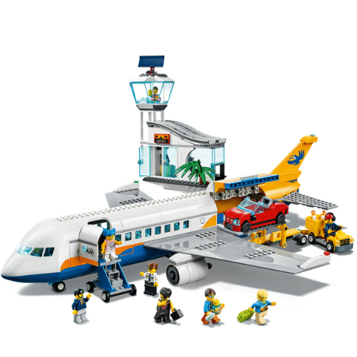 Best Lego Sets - Passenger Airplane Review