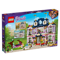 Lego Heartlake City Grand Hotel Logo