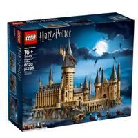 Lego Hogwarts Castle Logo